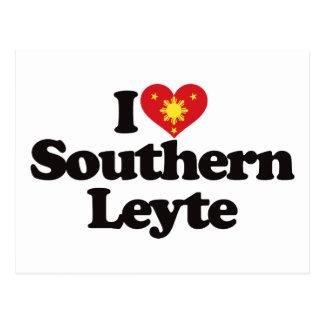 I Love Southern Leyte Postcard