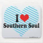 I Love Southern Soul Mouse Pad