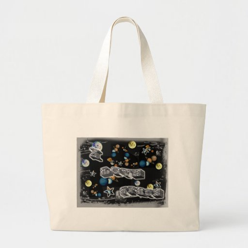 I Love Space Bags