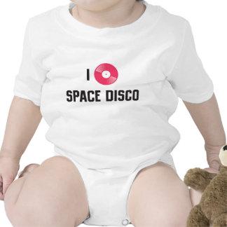 I love space disco baby creeper