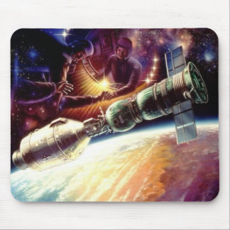 I love space! mouse pad