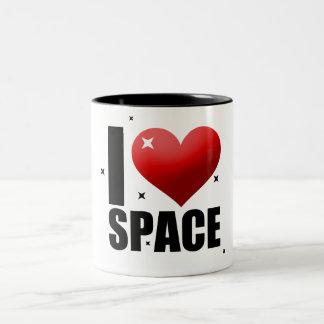 I love Space - Mug