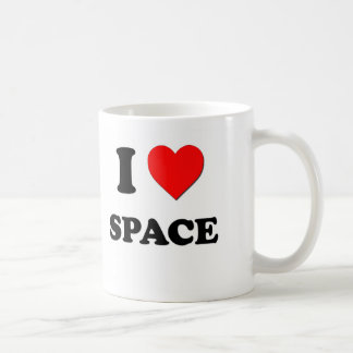 I love Space Mug