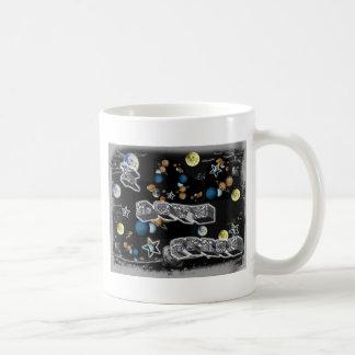 I Love Space Coffee Mugs