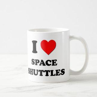 I love Space Shuttles Mug