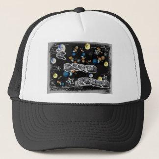 I Love Space Trucker Hat