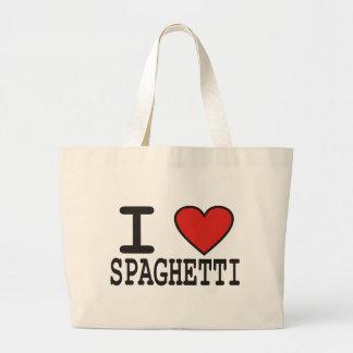 I Love Spaghetti Bags