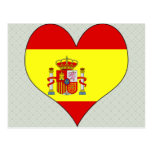 I Love Spain Postcards