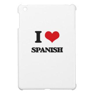 I love Spanish Cover For The iPad Mini