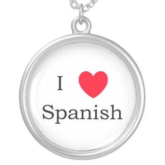 I love Spanish Jewelry