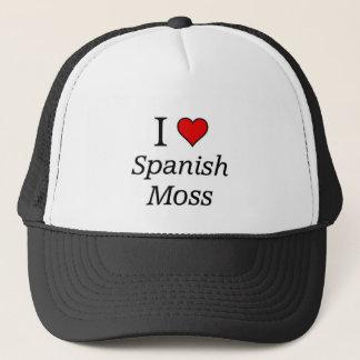 I love spanish Moss Trucker Hat