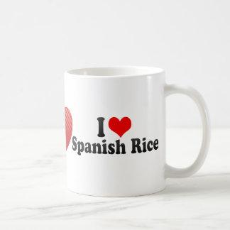 I Love Spanish Rice Coffee Mug