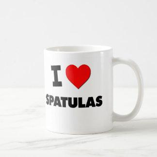 I love Spatulas Coffee Mug
