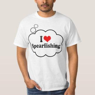 I love Spearfishing T-Shirt