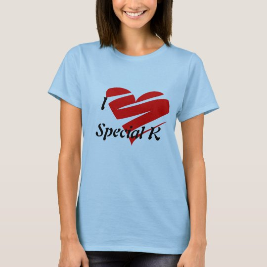 I Love Special K, Shirt, k-hole gifts, circuit boy T-Shirt