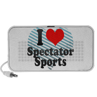 I love Spectator Sports Notebook Speakers