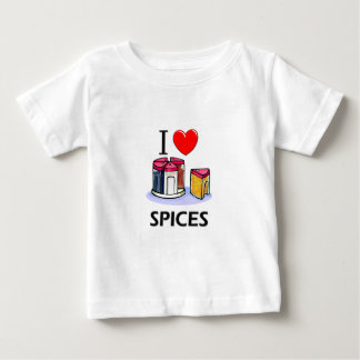 I Love Spices Shirts