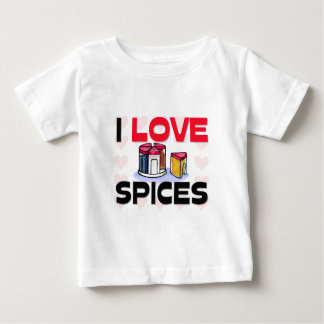 I Love Spices T Shirt