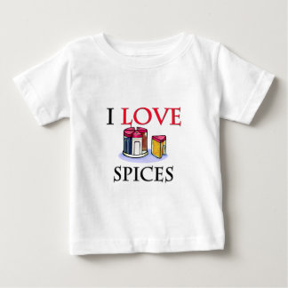 I Love Spices T-shirt