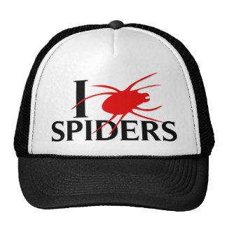 I Love Spiders Trucker Hat