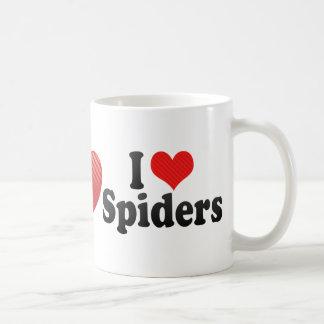 I Love Spiders Mug