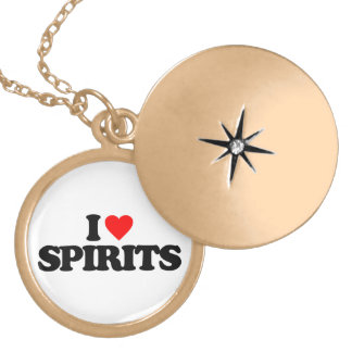 I LOVE SPIRITS NECKLACES