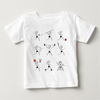 I Love Sport Baby T-Shirt