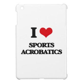 I Love Sports Acrobatics iPad Mini Case