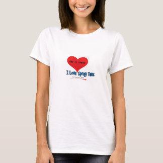 I love Spray Tans Spaghetti T-Shirt/Tank Top