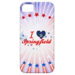 I Love Springfield, Mainea iPhone 5 Case
