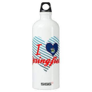 I Love Springfield, Mainea SIGG Traveler 1.0L Water Bottle