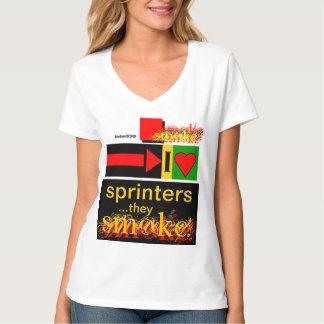 """I Love Sprinters 2"" Shirt"