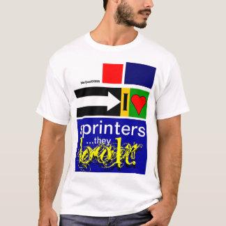 """I Love Sprinters"" T-Shirt"