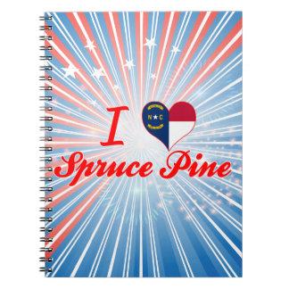I Love Spruce Pine, North Carolina Journals