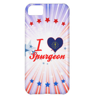 I Love Spurgeon, Indiana iPhone 5C Covers