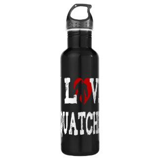 I *LOVE* Squatchin' !! Water Bottle