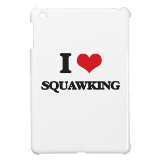 I love Squawking iPad Mini Cases