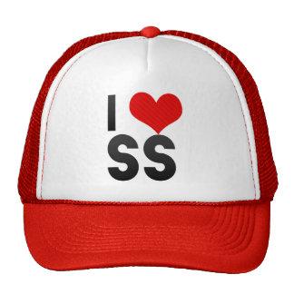 I Love SS Hat