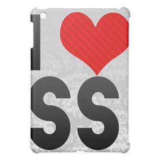 I Love SS iPad Mini Case
