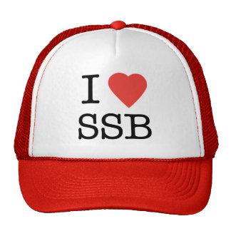 I Love SSB Trucker Hat