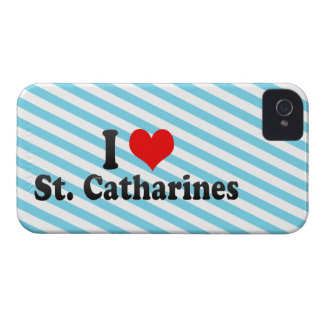 I Love St. Catharines, Canada iPhone 4 Cases