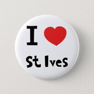 I love st Ives Button
