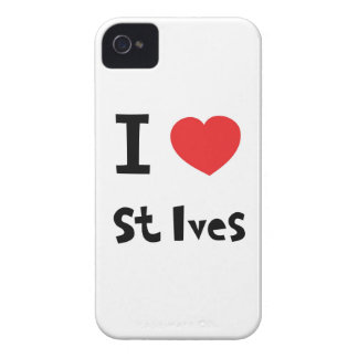 I love st Ives iPhone 4 Cases