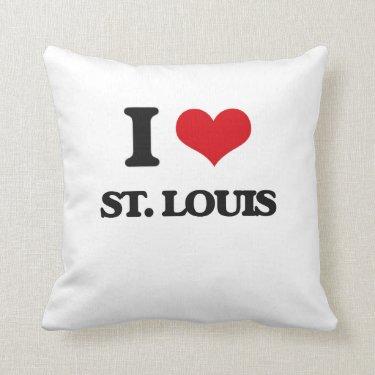 I love St. Louis Pillow