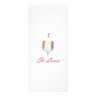 I Love St. Louis Rack Card