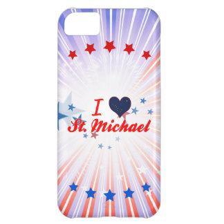 I Love St. Michael, Alaska iPhone 5C Cases