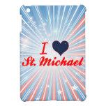 I Love St. Michael, Alaska iPad Mini Cover