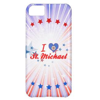 I Love St. Michael, Minnesota iPhone 5C Case