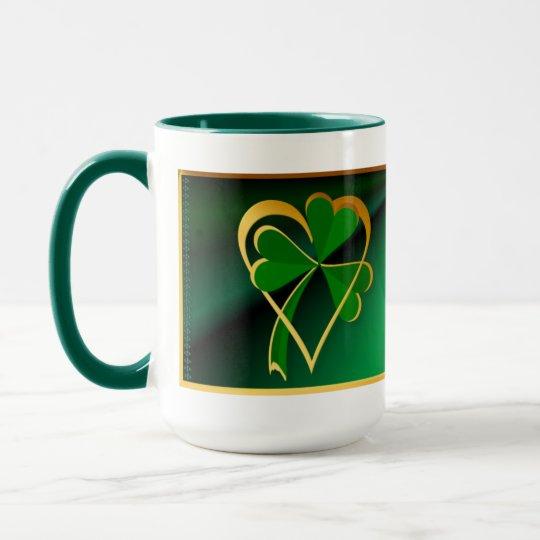 I Love St. Patrick's Mugs