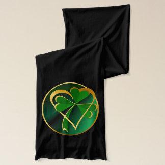 I Love St. Patrick's Scarf